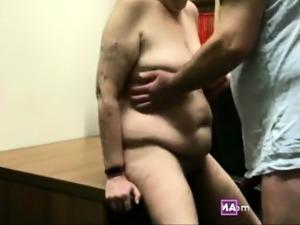 Bbw black boobs