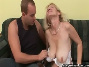 older women oral sex