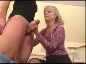 ebony black mature older women