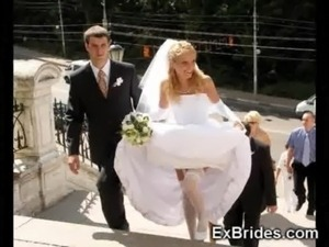 homemade bride sex video