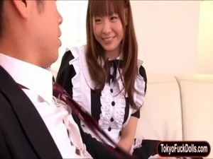 teasing maid porn videos