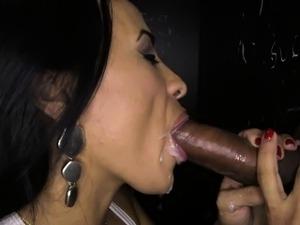 glory hole girls porn