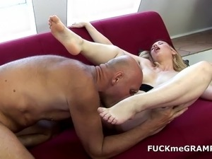 free video suck grandpa cock