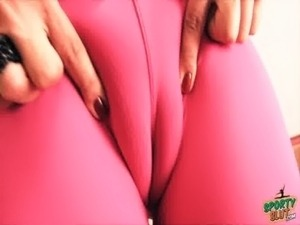 Big asses in spandex
