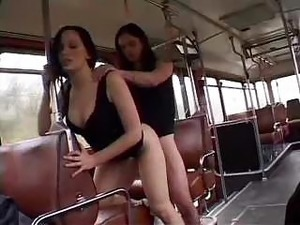 public bus anal fuck video