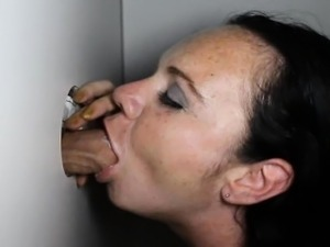 glory hole blowjob gallery