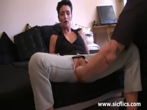 extremly wide open gaping pussy deep