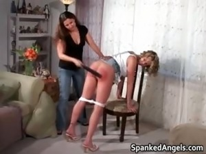 girls slapping dicks video