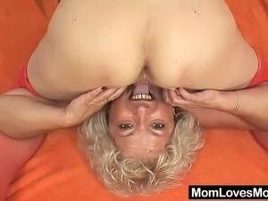 cougar amateur video clps