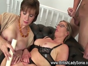 old and young lesbians sonia g