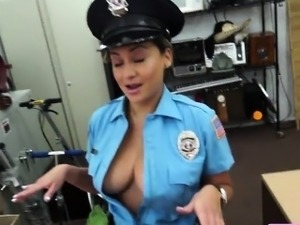 sex with police girl