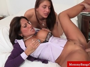 mommy tits movie