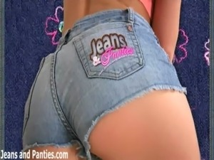 Hot girls wearing jeans