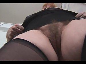 hairy granny sex movies