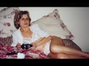 granny mom mature anal
