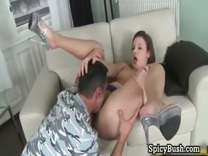college girl crying during anal sex
