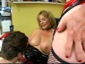 Teen crossdresser video