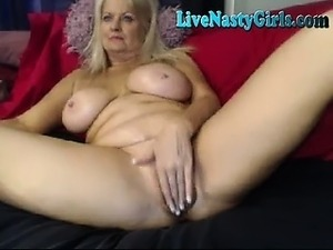homemade webcam mature