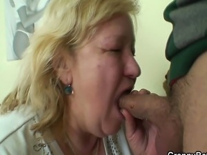 blonde mature sex tapes