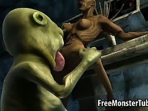 ben alien forces porn video