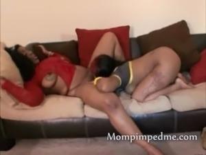 Black lesbian milf licks teen ebony babes tight wet pussy free
