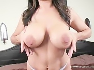 jerk off wife video