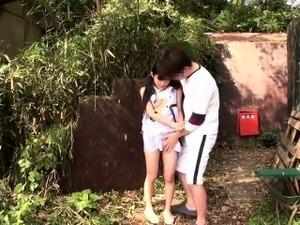 girls banged teens outdoor