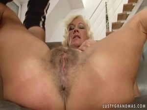granny ass banged anal