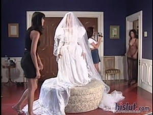 hot sexy fuck bride cartoons