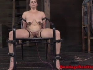 girl takes huge anal dom