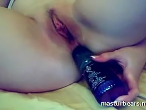 massive anal butt plug