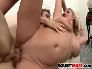 female orgasm from massage video