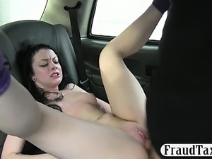 public anal video