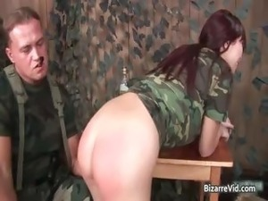 sexy halloween pinup army girl costume