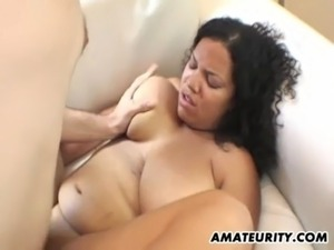asian girl big boobs gets rammed