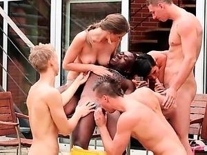 uk mature group sex