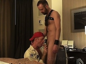 video leather sex