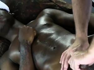 Naked muscular girl