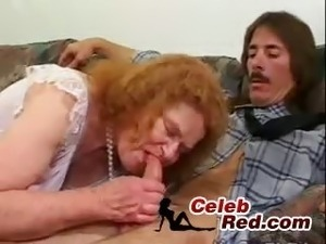 amateur granny video busty