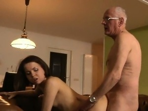 old man sex young girl