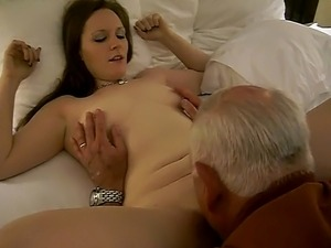 old man on girl porn