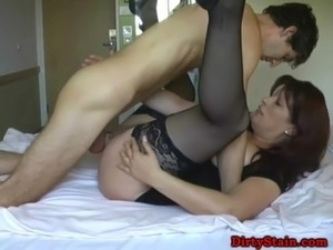 Horny Mother Fuckes With Her Fr ... free