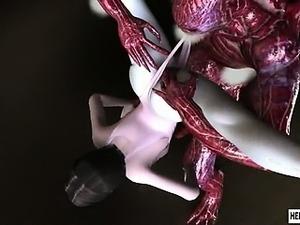 cute hentai sex video