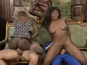 ebony granny loves anal sex