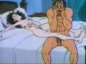 anal cartoon videos