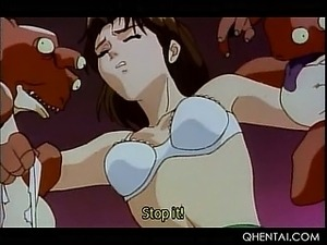 anime movie alien busty sex