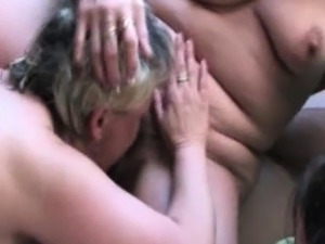 Sexy mature sluts go crazy getting their part6