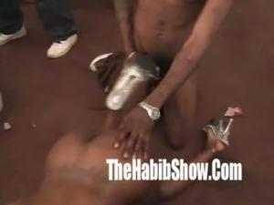 big black ghetto girls fight