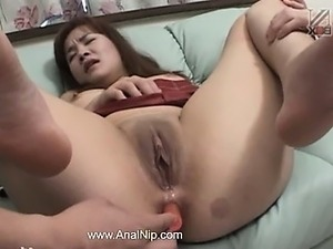tiara blonde asian anal videos