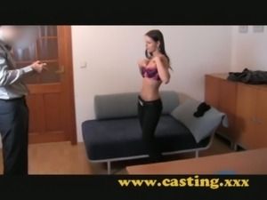 blonde teen casting couch nude video